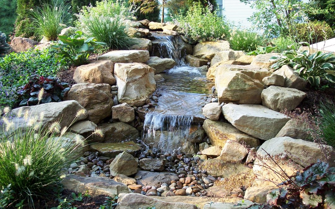 Using Water in Your Landscaping